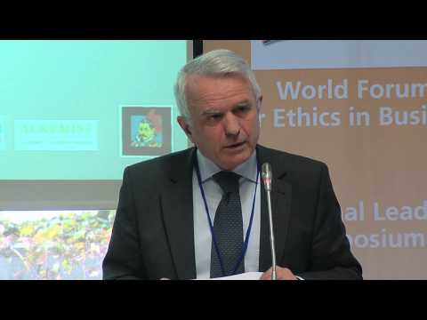 WFEB 2013 - Slovenia - Mr. Dr. Marko Kranjec - Governor of the Bank of Slovenia