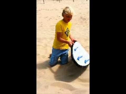 soft top surfboard.