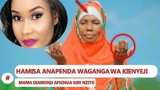Mama Diamond AFUFUA Ugomvi Na Hamisa Amesema Haya Na Kumsifia Zari