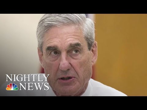Grand Jury Convened By Special Counsel In Russia Investigation | NBC Nightly News