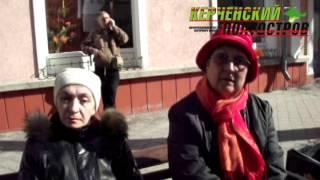 Керчане надеятся на возврат всего Крыма в состав Российской Федерации