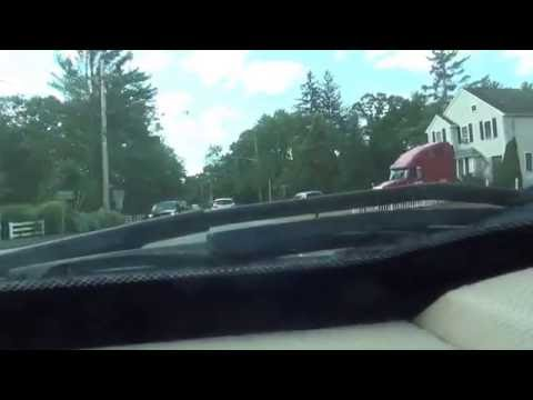 2016-09-04 Driving from So Weymouth to Monponsett Inn/Halifax (1/2)