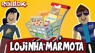 A LOJINHA MARMOTA! - Roblox (Retail Tycoon)