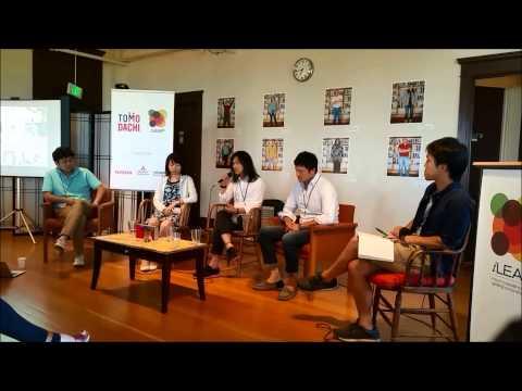 TOMODACHI FIRST & Jungle City event, 061215
