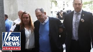 Harvey Weinstein charged with rape, sex abuse thumbnail