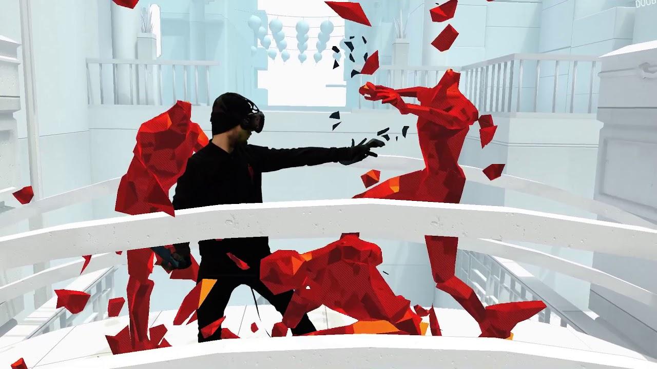SUPERHOT VR: Arcade Edition