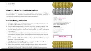 DMDCLUB - THE ICO REVIEW