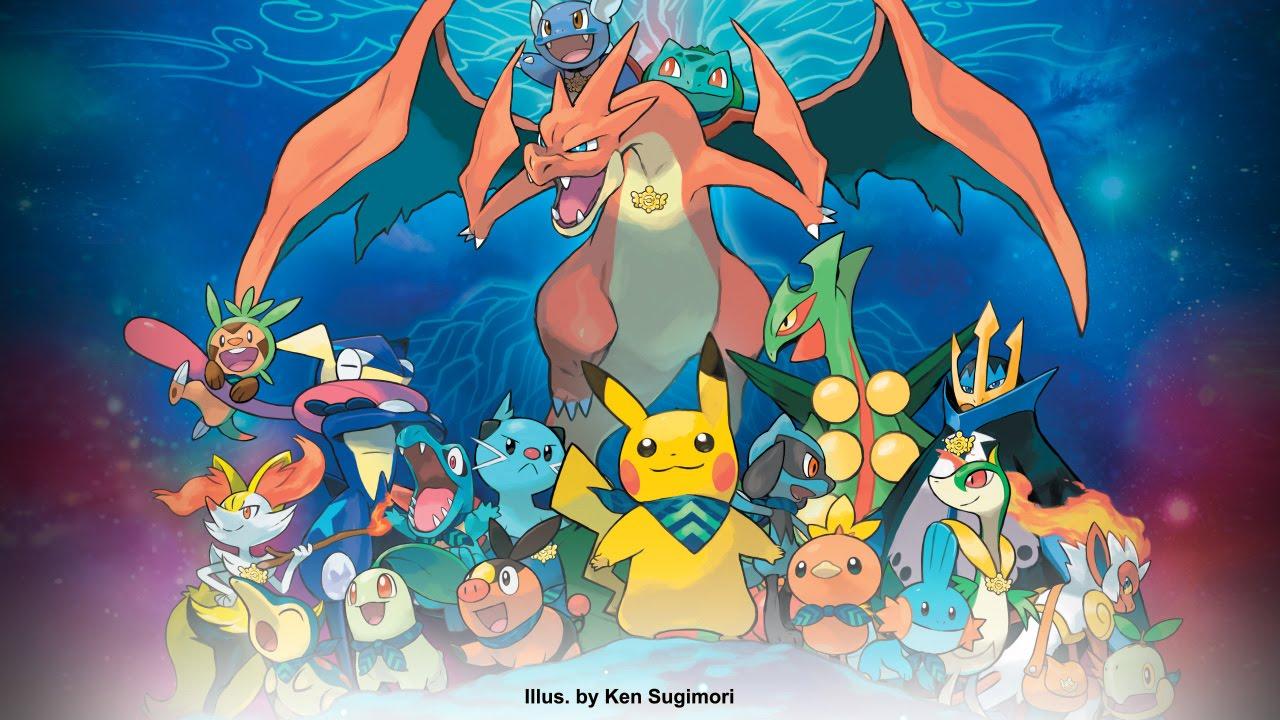 Pokémon Super Mystery Dungeon Gameplay Trailer #1 - YouTube