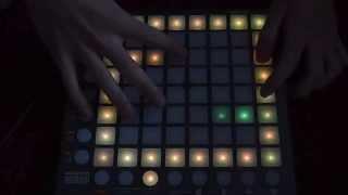 """""""Sail""""Dj Slink Remix-Launchpad S"""