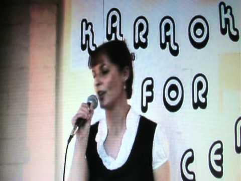 karaoke for cancer