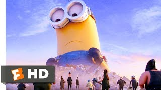 Minions - Giant Minion Scene (8/10) | Fandango Family