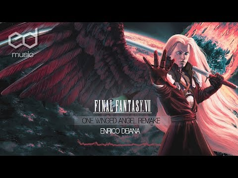 FF7 One winged angel music remake