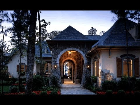 Design 9254 The Ashwood Manor French Country From Design