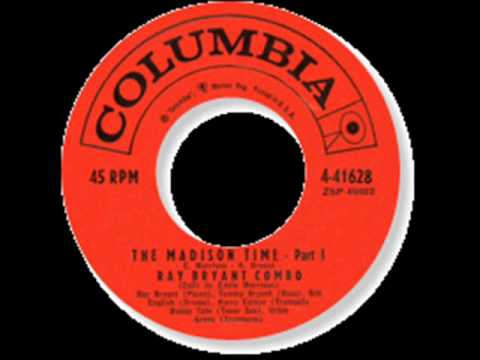 It's Madison Time Part 1 & 2 Ray Bryant Combo '60 Columbia 4 41628
