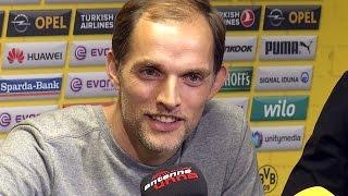 Pressekonferenz: Besonderes Spiel für Thomas Tuchel | Mainz 05 - BVB