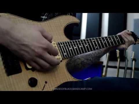 Shades of Black: Black Anvil {Guitar Playthrough}
