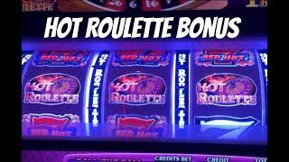 BONUS PLAY ON HOT ROULETTE @ Cosmopolitan | Norcal Slot Guy