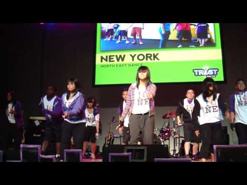 TRUST 09 Conference: Dance Showcases [NEW YORK]