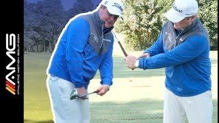 Golf Swing: Left Wrist Angles