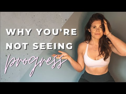 Why You're Not Seeing Progress  The Real Reason You Can't Lose Weight