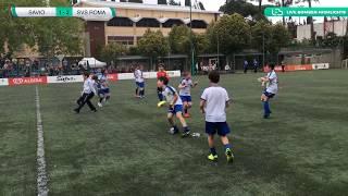 Savio - SVS Roma 25/05/2019 (Pulcini) - TORNEO GALEAZZI