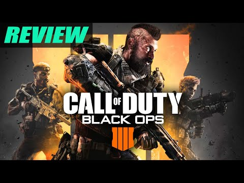 Call Of Duty Black Ops 4 Review thumbnail