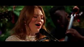 Смотреть клип Freya Ridings - Love Is Fire