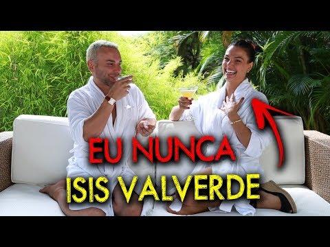 Eu Nunca com Isis Valverde   #HotelMazzafera