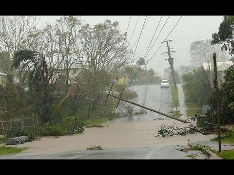 Tropical Cyclone Marcia Australia Feb 2015