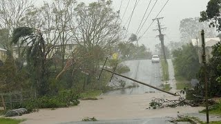 Tropical Cyclone Marcia Australia Feb 2015