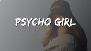 Lisa May - Psycho Girl (Lyrics) -- Follow Lisa May: Twitter: https:...