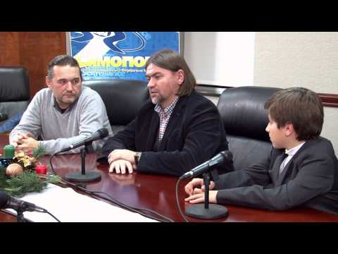Povodyr Interview at Selfreliance UAFCU - Chicago Premier December 2014