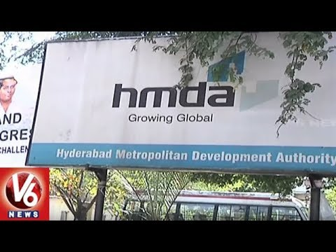 HMDA To Conduct Online Auction Of Uppal Bhagath Layout Next Month | V6 News