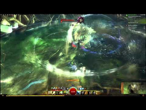 Guild Wars 2: Heart Of Thorns Final Battle With Mordremoth