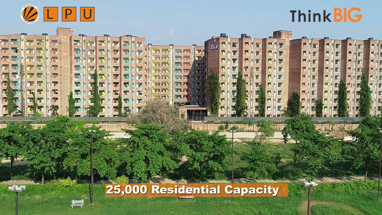 Download LPU Hostels   One of the Largest & Safest Hostels in the World   Lovely Professional University