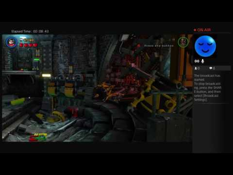 Lego  ._.Batman