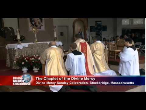 Divine Mercy Sunday 03 04 2016 Stockbridge