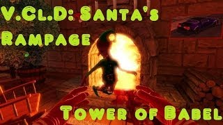 Achievements: Tower of Babel (Viscera Cleanup Detail: Santa
