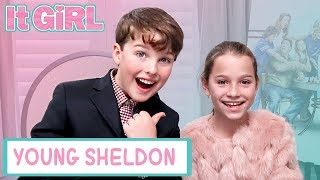 👦 YOUNG SHELDON Loves Australia 🇦🇺 | Exclusive Interview