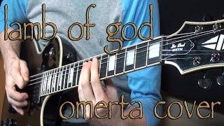 Lamb of God - Omerta Cover