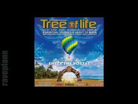 Lounge MiYaRa Organic Panic Promo set for Tree of Life festival
