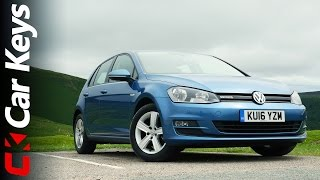 Volkswagen Golf BlueMotion 1.0 TSI 4K 2016 review - Car Keys