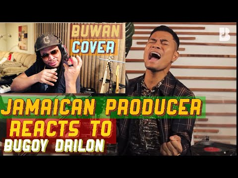 Jamaican Musician Reacts to - Bugoy Drilon - Buwan (Cover)