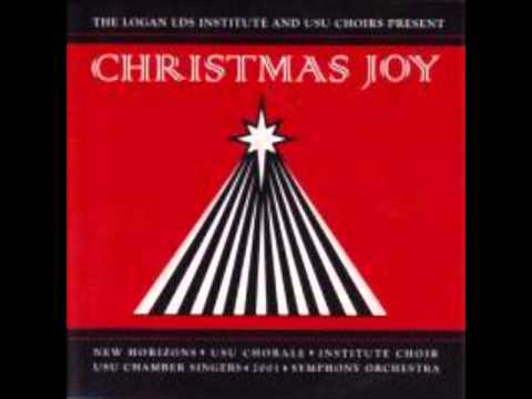 Variations on Jingle Bells - USU & Logan Institute Combined Choirs (2001)