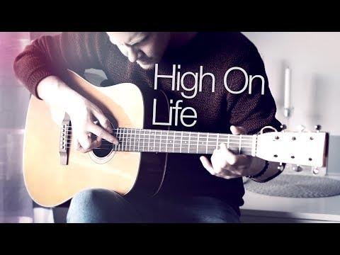 Martin Garrix feat. Bonn - High On Life - Fingerstyle Guitar Cover