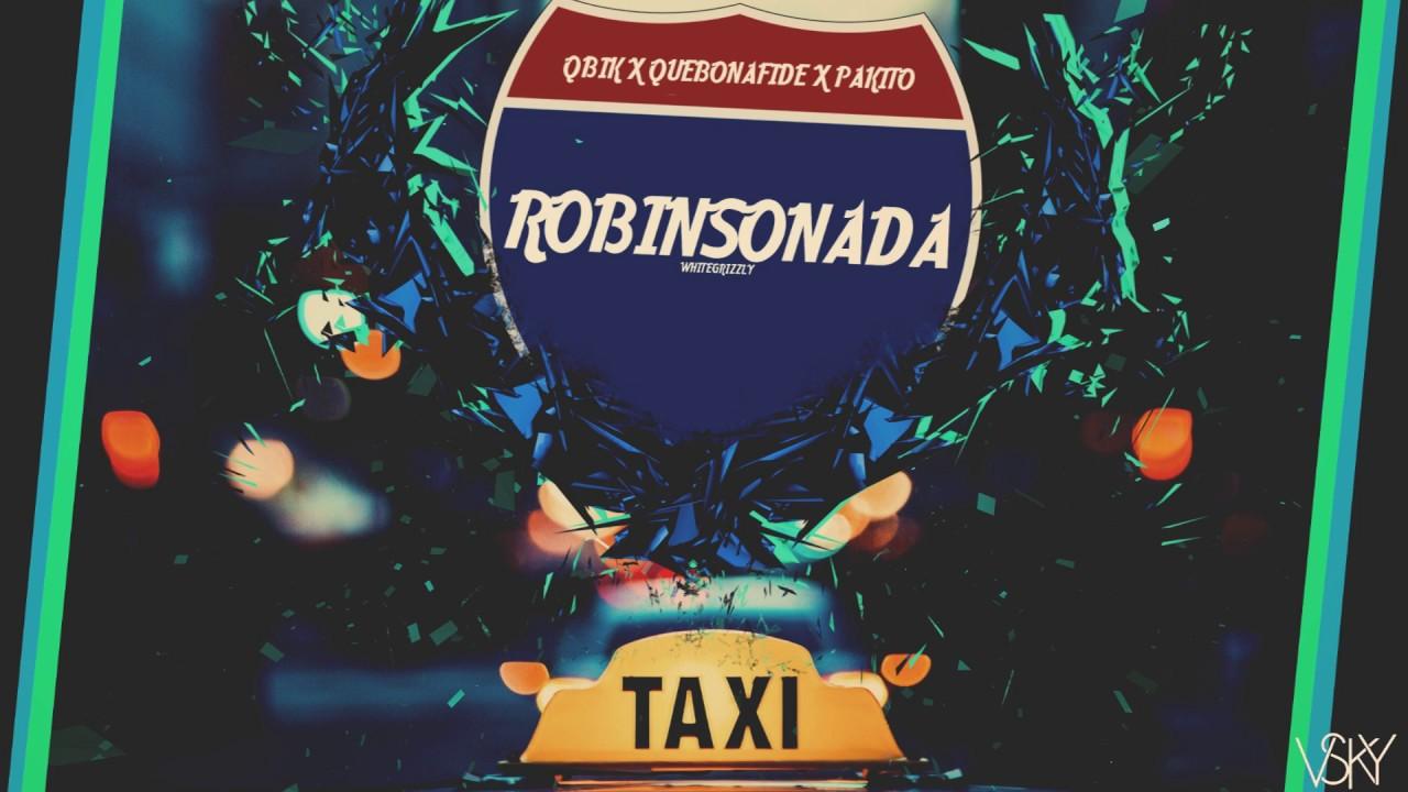 QBIK x QUEBONAFIDE - Robinsonada (whitegrizzly blend)