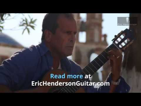 Eric Henderson - History of the Classical Guitar