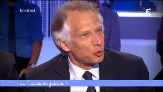 Dominique de Villepin : 6 minutes d'intelligence et de lucidité