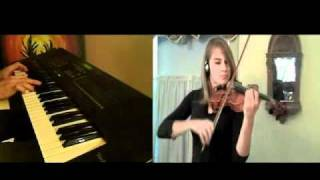 The Godfather Theme Song Violin and Piano (Collab with VirtualHarmonies)