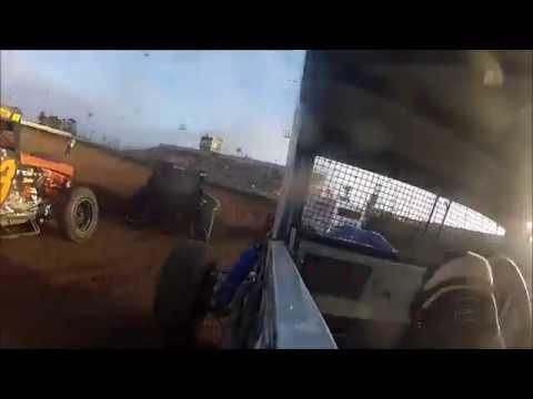 Ventura Raceway Dwarf Cars Heat #2 March 23rd 2019